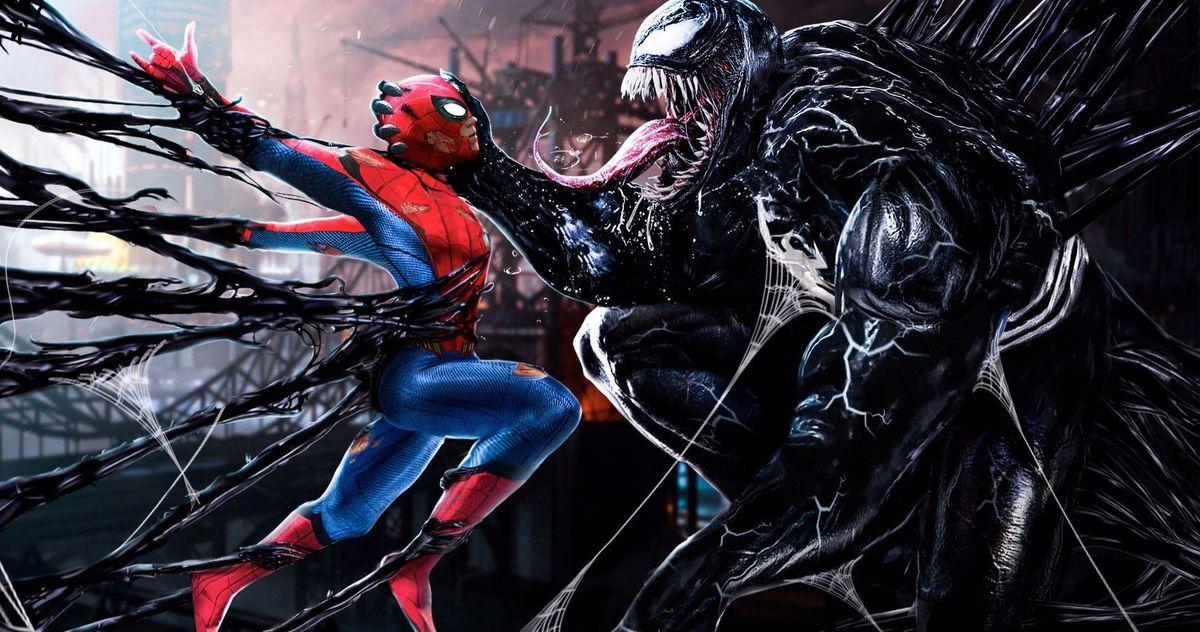 Venom Devours Spider-Man in New Fan Art