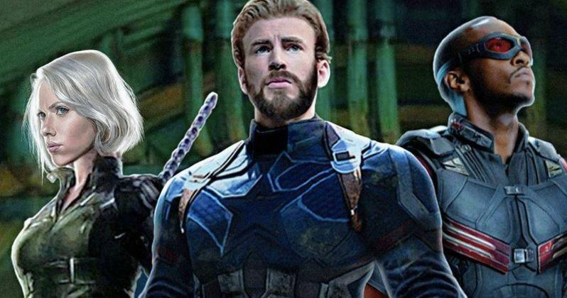 Infinity War Teaser Arrives, Avengers 3 Trailer Coming Tomorrow