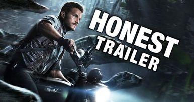 Nerd Alert: Jurassic World Honest Trailer & Every Bond Kill Ever