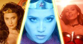 Wonder Woman Music Video Mashup Celebrates Female Superheroes