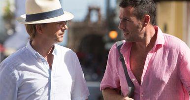 Final Do-Over Trailer Has Sandler & Spade on the Run