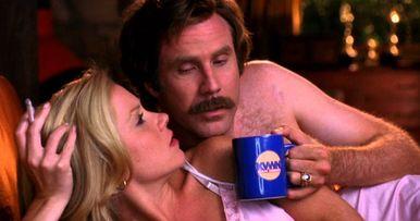 Will Ferrell Reveals Weird and Wild Original Anchorman Script