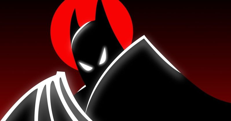 Batman: The Animated Series Is Coming to Blu-ray in 2018