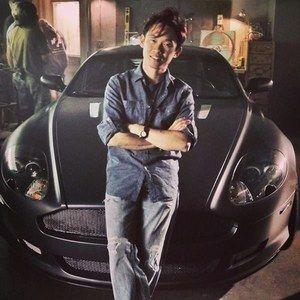 Jason Statham's Aston Martin Revealed On The Set Of Fast