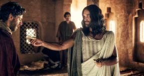 NBCs A.D. Mini-Series Trailer Explores Christ's Crucifixion