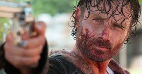Walking Dead Tweet Has Fans Questioning Rick's Ultimate Fate