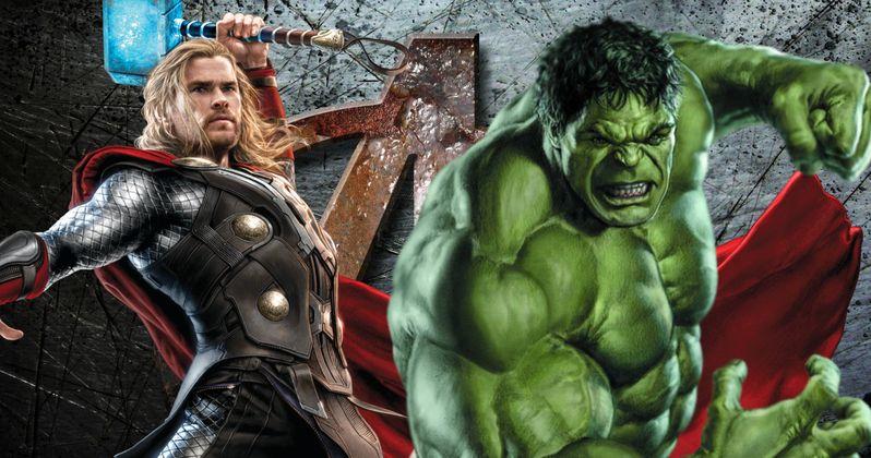 Thor Vs. Hulk: Hemsworth Knows Who Wins in Ragnarok