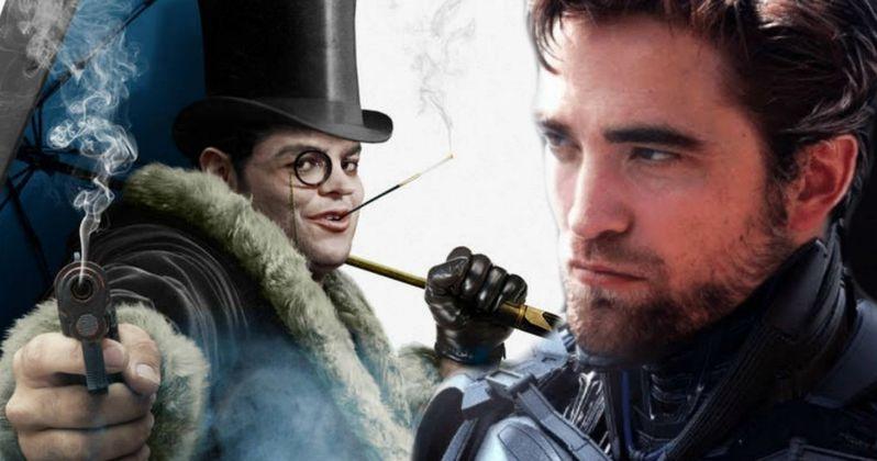 Josh Gad Taunts Robert Pattinson's The Batman, Teasing Penguin Yet Again