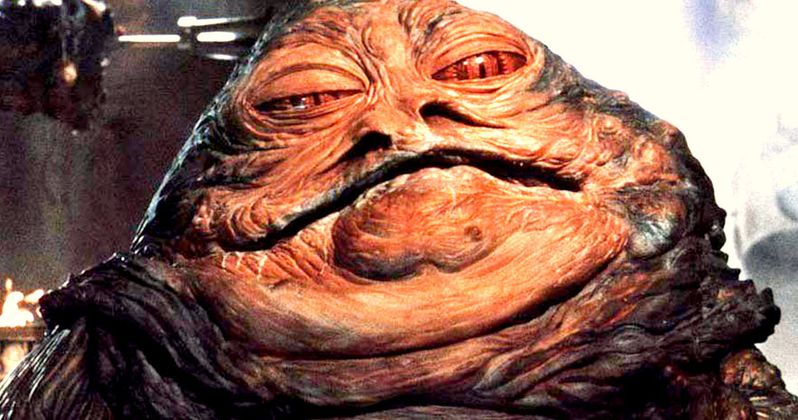 Guillermo Del Toro Wants to Make Star Wars Jabba the Hutt Movie