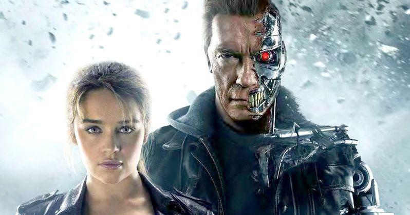 Terminator Genisys TV Spot Has Schwarzenegger Locked Up