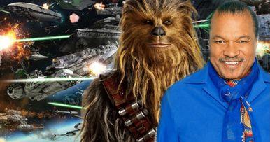 Star Wars 9 Leak Teases Massive Scope of Production