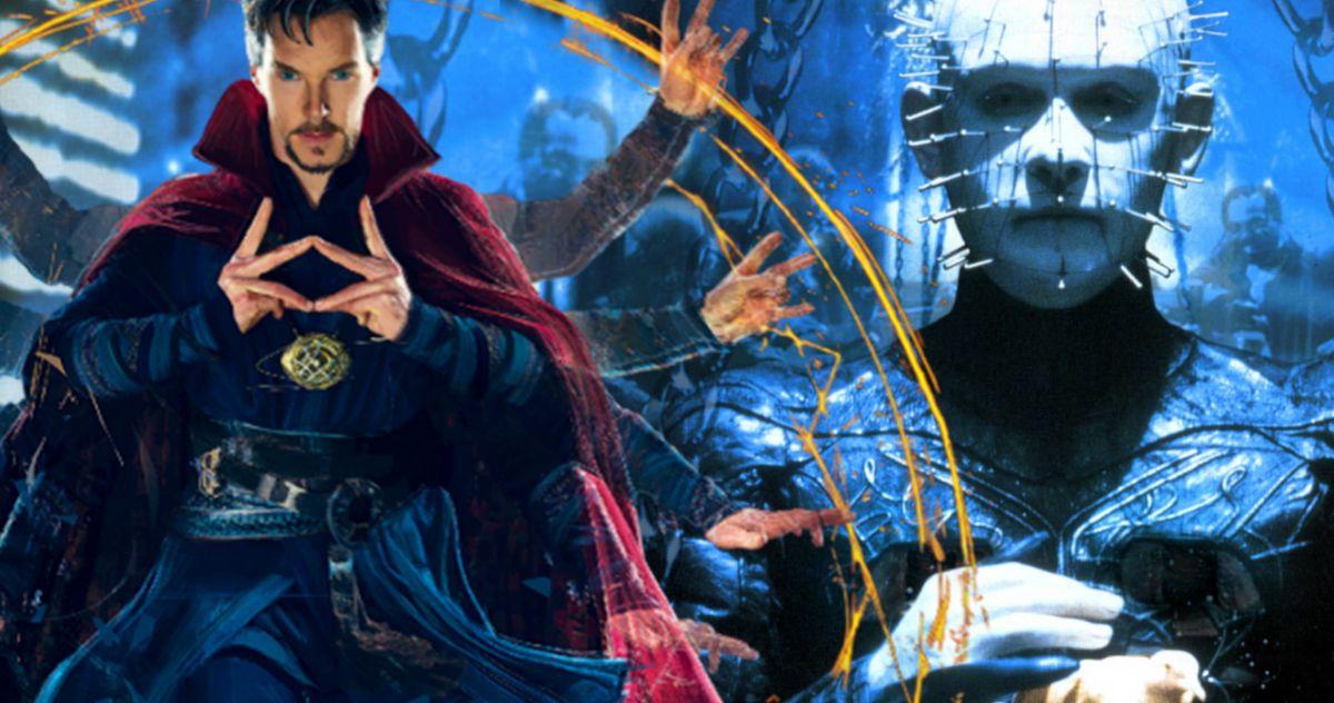 Doctor Strange Director Reveals Hellraiser Easter Egg
