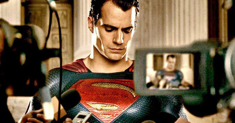 Batman v Superman Censored in India for Nudity