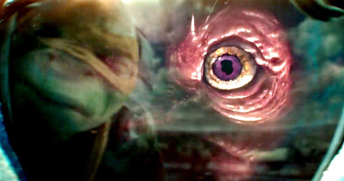 Krang Revealed In Teenage Mutant Ninja Turtles 2 Super Bowl Commercial