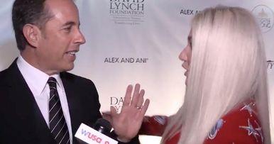 No Hug for You: Why Seinfeld Doesn't Think Kesha Is Hug Worthy