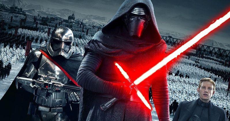 Star Wars 7 Poster Assembles the First Order Villains