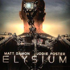More Matt Damon Photos from the Elysium Set