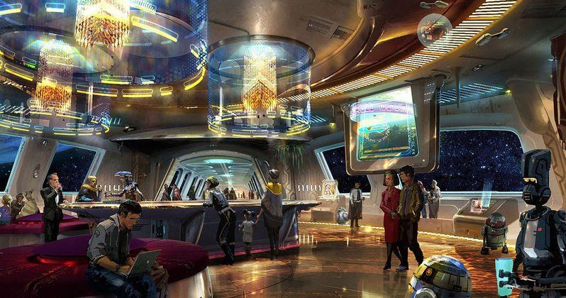 Immersive Star Wars Resort Is Coming to Disney World