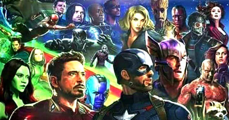 Avengers: Infinity War Comic-Con Footage Leaks Online