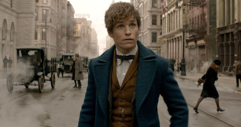 Fantastic Beasts Trailer Brings Back the World of Harry Potter