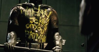 Zack Snyder Says Dick Grayson's Robin Was Killed by Joker in the DCEU
