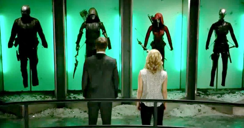 Arrow Season 5 Trailer Pays Tribute to Black Canary