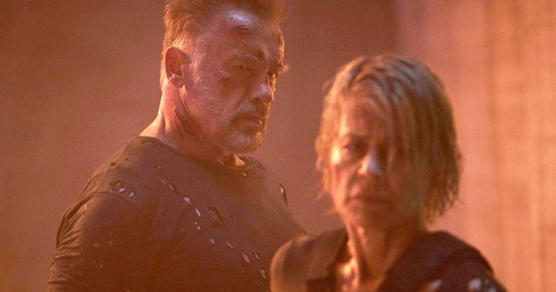Carl Be Back: Terminator Dark Fate R-Rated Sneak Peek from Comic-Con Arrives