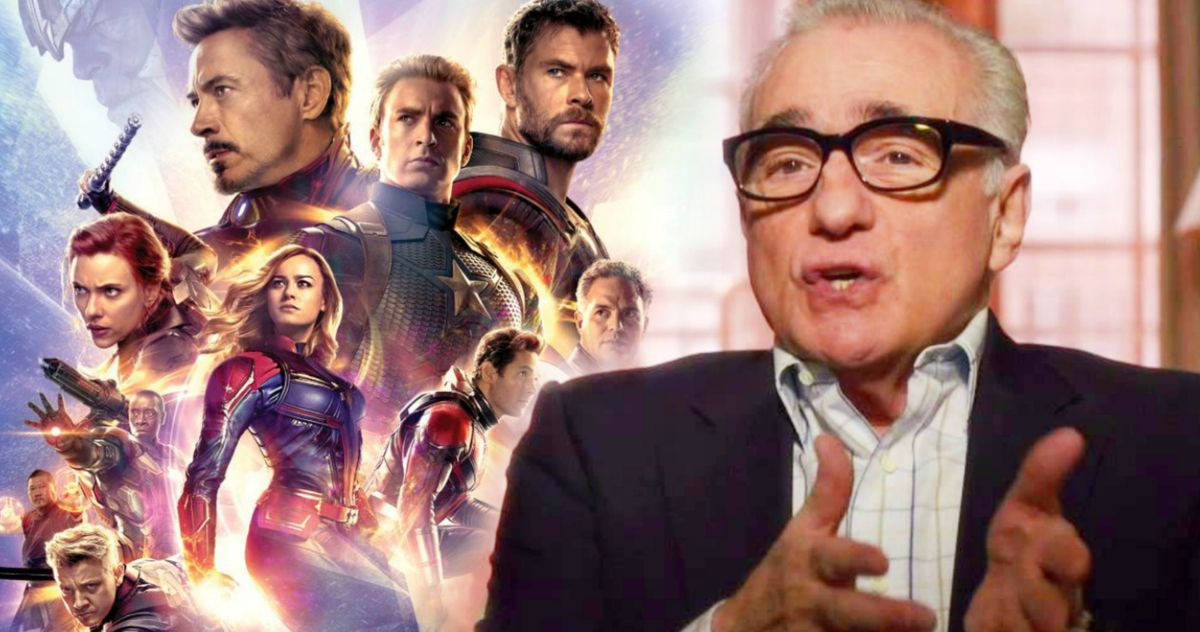 Avengers: Endgame Directors Weigh in on Scorsese's Marvel Comments