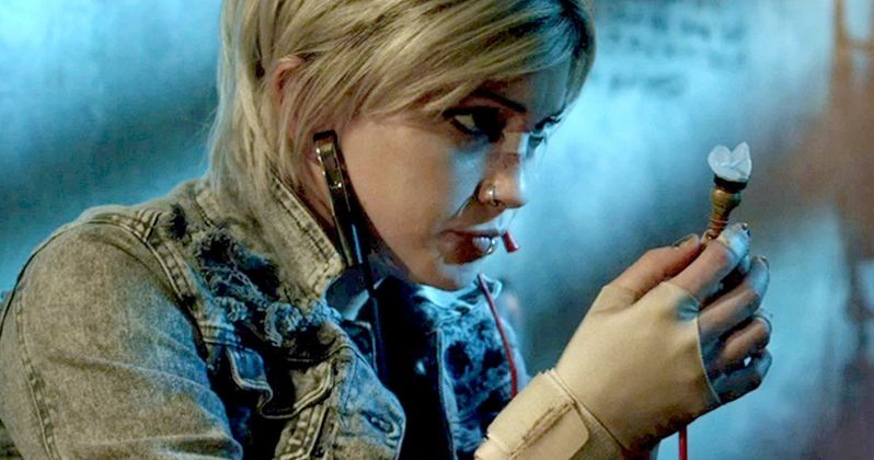 The Scribbler Clip Starring Katie Cassidy   EXCLUSIVE