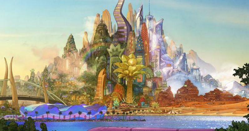 Enter Disney's Zootopia in New Concept Art