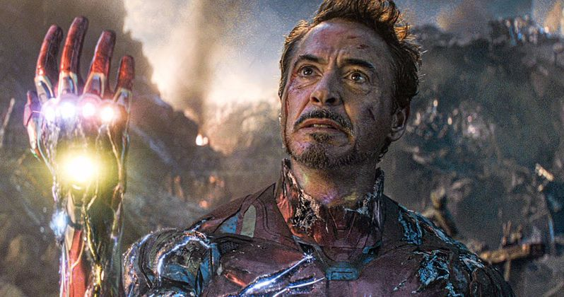 Iron Man Statue in Italy Pays Tribute to Tony Stark's Endgame Death