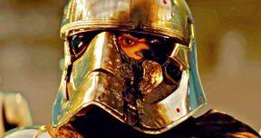 Last Jedi Deleted Scene Reveals Phasma's Alternate Fate