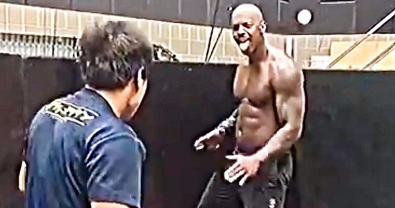 Mortal Kombat Reboot Begins Shooting, First Set Photo & Training Video Arrive