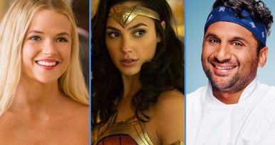 Wonder Woman 1984 Adds Ravi Patel and Gabriella Wilde
