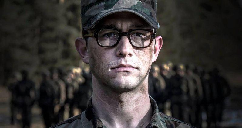 Oliver Stone's Snowden Trailer Starring Joseph Gordon-Levitt