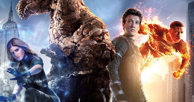 Director Matthew Vaughn Wants to Do Marvel's Fantastic Four Reboot