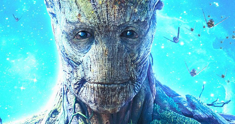 Guardians of the Galaxy 2 Has a Secret Script for Groot