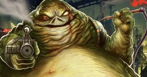 Star Wars 7 to Include Jabba the Hutt's Crime Family?