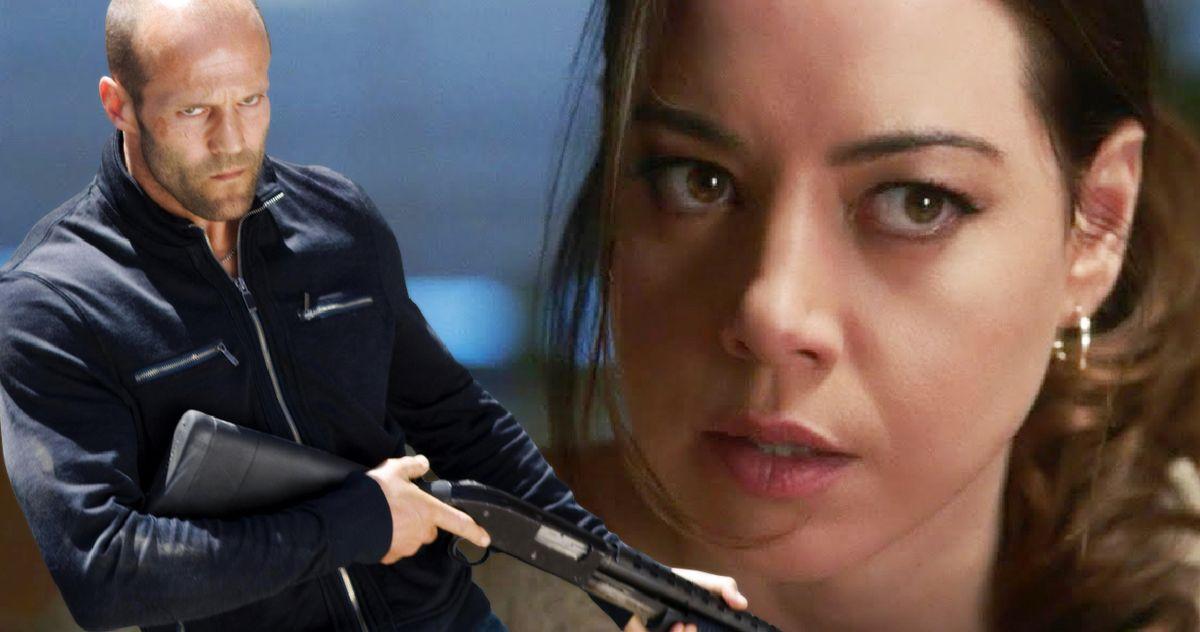 Обри Плаза и Джейсон Стэтхэм объединяются для создания следующего боевого триллера режиссера Гая Ричи