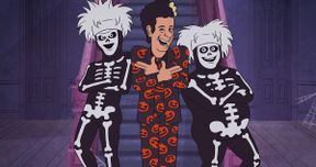 Tom Hanks Returns as David S. Pumpkins in SNL Halloween Special Trailer