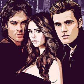 COMIC-CON 2013: The Vampire Diaries Season 5 Sizzle Reel