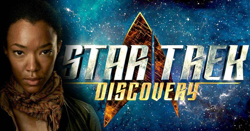Sonequa Martin-Green's Star Trek Discovery Character Finally Revealed