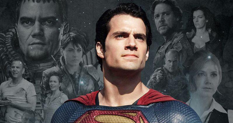 Batman v Superman Is Man of Steel 2 Says Zack Snyder