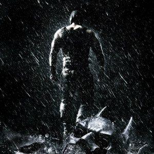 The Dark Knight Rises Batwing Helipad Photo