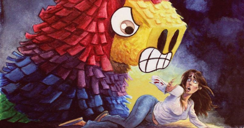 Killer Pinata Trailer Spills Its Guts