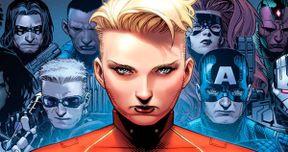 Captain Marvel Is in Avengers 4, Not Infinity War