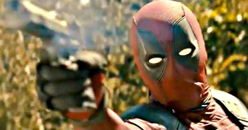 New Deadpool 2 Extended Trailer Takes Aim at the Millennial Man Bun