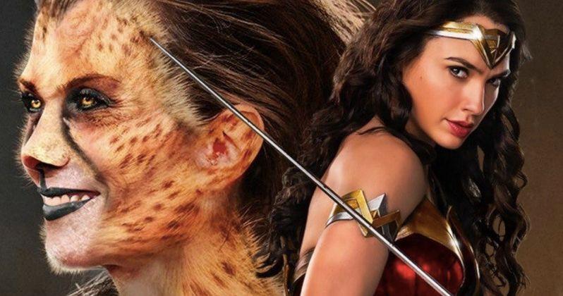 Wonder Woman 2 Locations Hint at Cheetah's True Origin?