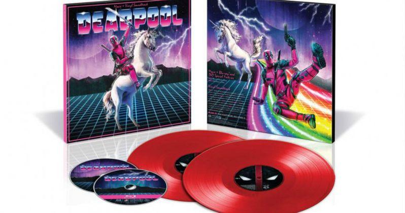 Deadpool & Logan Comic-Con Exclusive Vinyl Sets Unveiled