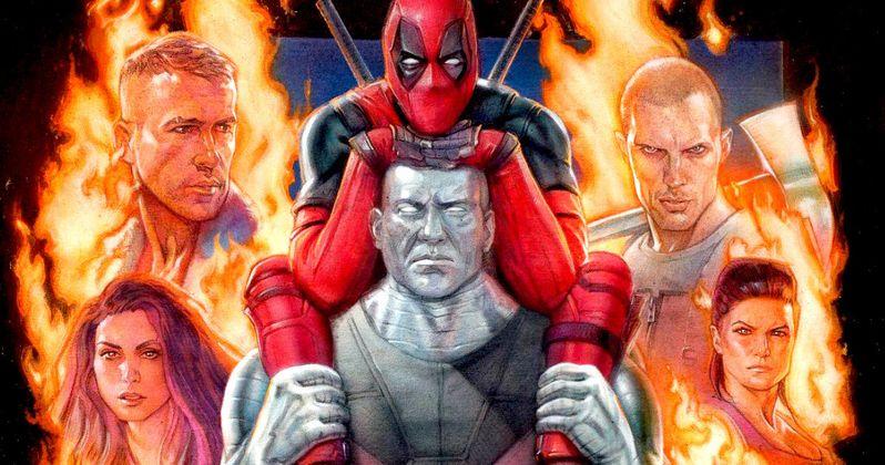 Deadpool IMAX Trailer Proves Bigger Is Better